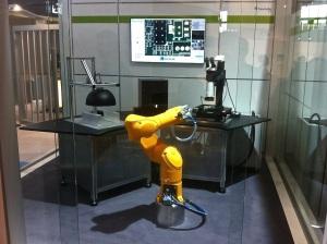 CeBIT 2014. Роботы